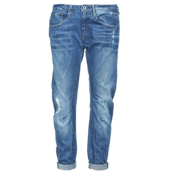 Υφασμάτινα Γυναίκα Boyfriend jeans G-Star Raw ARC 3D LOW BOYFRIEND Watton / DENIM / MEDIUM / Aged / Destroy