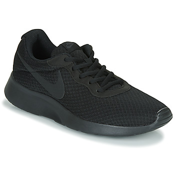 Παπούτσια Άνδρας Χαμηλά Sneakers Nike TANJUN Black