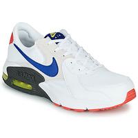 Παπούτσια Άνδρας Χαμηλά Sneakers Nike AIR MAX EXCEE Άσπρο / Μπλέ
