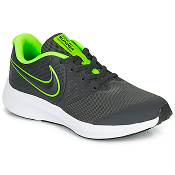 Παπούτσια Αγόρι Multisport Nike STAR RUNNER 2 GS Black / Green
