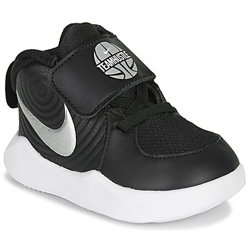 Παπούτσια Παιδί Multisport Nike TEAM HUSTLE D 9 TD Black / Silver