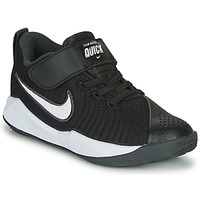 Παπούτσια Παιδί Multisport Nike TEAM HUSTLE QUICK 2 PS Black / Άσπρο