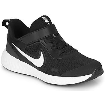 Παπούτσια Παιδί Multisport Nike REVOLUTION 5 PS Black / Άσπρο