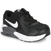 Παπούτσια Παιδί Χαμηλά Sneakers Nike AIR MAX EXCEE TD Black / Άσπρο