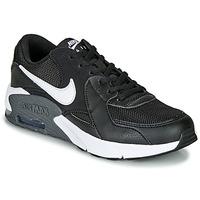 Παπούτσια Παιδί Χαμηλά Sneakers Nike AIR MAX EXCEE GS Black / Άσπρο
