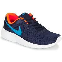 Παπούτσια Αγόρι Χαμηλά Sneakers Nike TANJUN GS Μπλέ
