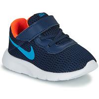 Παπούτσια Αγόρι Χαμηλά Sneakers Nike TANJUN TD Μπλέ