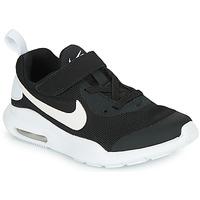 Παπούτσια Παιδί Χαμηλά Sneakers Nike AIR MAX OKETO PS Black / Άσπρο