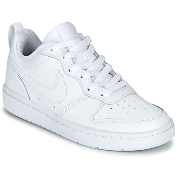 Xαμηλά Sneakers Nike COURT BOROUGH LOW 2 GS ΣΤΕΛΕΧΟΣ: Δέρμα και συνθετικό & ΕΠΕΝΔΥΣΗ: Ύφασμα & ΕΣ. ΣΟΛΑ: Ύφασμα & ΕΞ. ΣΟΛΑ: Καουτσούκ