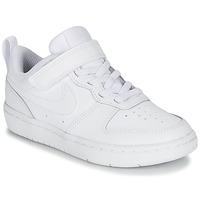 Παπούτσια Παιδί Χαμηλά Sneakers Nike COURT BOROUGH LOW 2 PS Άσπρο
