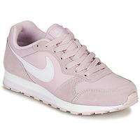Παπούτσια Κορίτσι Χαμηλά Sneakers Nike MD RUNNER 2 PE GS Ροζ