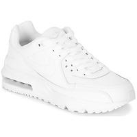 Παπούτσια Παιδί Χαμηλά Sneakers Nike AIR MAX WRIGHT GS Άσπρο