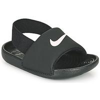 Παπούτσια Παιδί σαγιονάρες Nike KAWA TD Black
