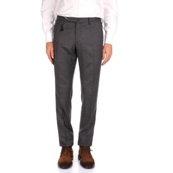 Υφασμάτινα Άνδρας Παντελόνια κοστουμιού Incotex 1AT030 1394T Grey