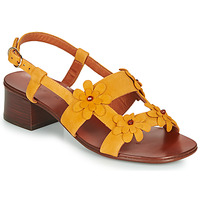 Παπούτσια Γυναίκα Σανδάλια / Πέδιλα Chie Mihara QUESIA Yellow