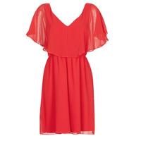 Υφασμάτινα Γυναίκα Κοντά Φορέματα Naf Naf LAZALE Red