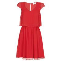 Υφασμάτινα Γυναίκα Κοντά Φορέματα Naf Naf NEW JOEY Red