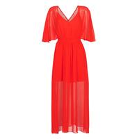Υφασμάτινα Γυναίκα Μακριά Φορέματα Naf Naf CAMILLE R1 Red