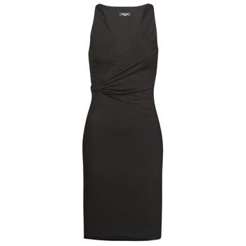Υφασμάτινα Γυναίκα Κοντά Φορέματα Marciano MARCEL DRESS Black