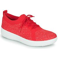 Παπούτσια Γυναίκα Χαμηλά Sneakers FitFlop F-SPORTY UBERKNIT SNEAKERS Red