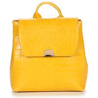 Τσάντες Γυναίκα Σακίδια πλάτης André OLYMPE Yellow
