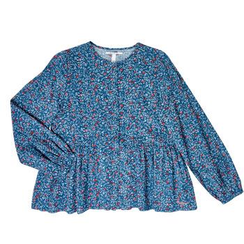 Υφασμάτινα Κορίτσι Μπλούζες Pepe jeans ISA Μπλέ