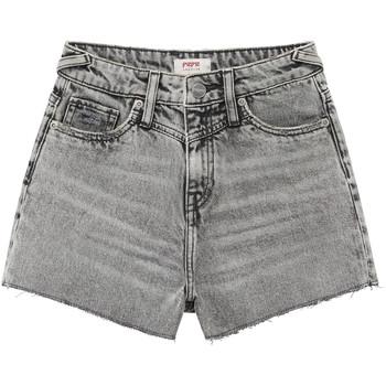 Υφασμάτινα Κορίτσι Σόρτς / Βερμούδες Pepe jeans ROXIE Grey