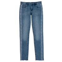 Υφασμάτινα Κορίτσι Skinny jeans Guess GABIN Μπλέ
