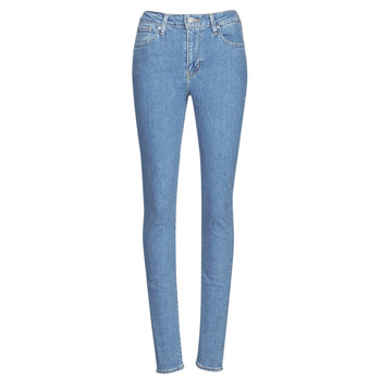 Υφασμάτινα Γυναίκα Skinny jeans Levi's 721 HIGH RISE SKINNY Los / Angeles / Rocks