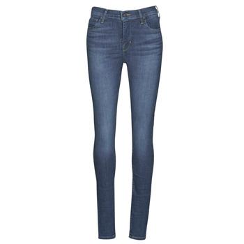 Υφασμάτινα Γυναίκα Skinny jeans Levi's 720 HIRISE SUPER SKINNY Echo / Storm