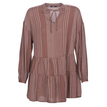 Υφασμάτινα Γυναίκα Κοντά Φορέματα Only ONLNEW Bordeaux