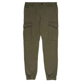 Υφασμάτινα Αγόρι παντελόνι παραλλαγής Jack & Jones JJIPAUL Kaki