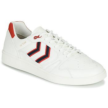 Παπούτσια Άνδρας Χαμηλά Sneakers Hummel HB TEAM CREST Άσπρο