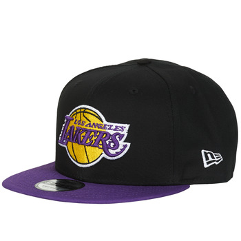 Αξεσουάρ Κασκέτα New-Era NBA 9FIFTY LOS ANGELES LAKERS Black / Violet