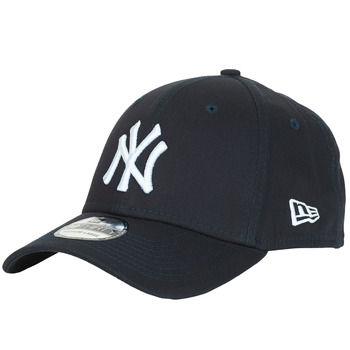 Αξεσουάρ Κασκέτα New-Era LEAGUE BASIC 39THIRTY NEW YORK YANKEES Marine / Άσπρο