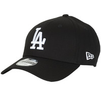 Αξεσουάρ Κασκέτα New-Era LEAGUE ESSENTIAL 9FORTY LOS ANGELES DODGERS Black / Άσπρο