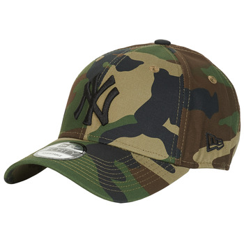 Αξεσουάρ Κασκέτα New-Era LEAGUE ESSENTIAL 9FORTY NEW YORK YANKEES Camouflage / Kaki