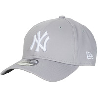 Αξεσουάρ Κασκέτα New-Era LEAGUE BASIC 9FORTY NEW YORK YANKEES Grey / Άσπρο