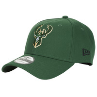 Αξεσουάρ Κασκέτα New-Era NBA THE LEAGUE MILWAUKEE BUCKS Green