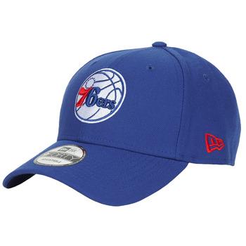 Αξεσουάρ Κασκέτα New-Era NBA THE LEAGUE PHILADELPHIA 76ERS Μπλέ