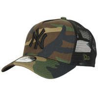 Αξεσουάρ Κασκέτα New-Era CLEAN TRUCKER NEW YORK YANKEES Camouflage / Kaki