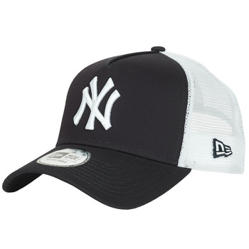 Αξεσουάρ Κασκέτα New-Era CLEAN TRUCKER NEW YORK YANKEES Marine / Άσπρο