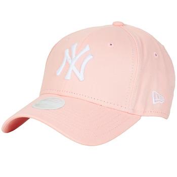 Αξεσουάρ Γυναίκα Κασκέτα New-Era ESSENTIAL 9FORTY NEW YORK YANKEES Ροζ