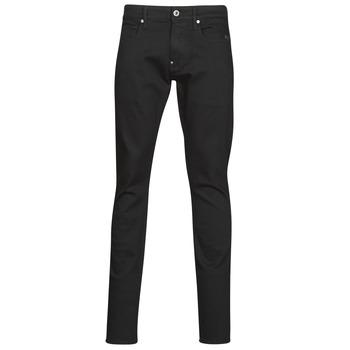 Υφασμάτινα Άνδρας Skinny jeans G-Star Raw REVEND SKINNY Black