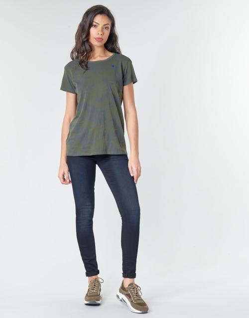 Υφασμάτινα Γυναίκα Skinny jeans G-Star Raw 3301 HIGH SKINNY WMN Dk / Aged