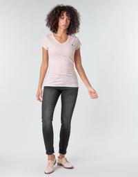 Υφασμάτινα Γυναίκα Skinny jeans G-Star Raw LYNN MID SKINNY WMN Grey
