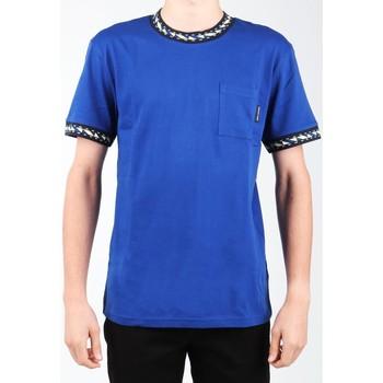 Υφασμάτινα Άνδρας T-shirt με κοντά μανίκια DC Shoes DC EDYKT03372-BYB0 navy