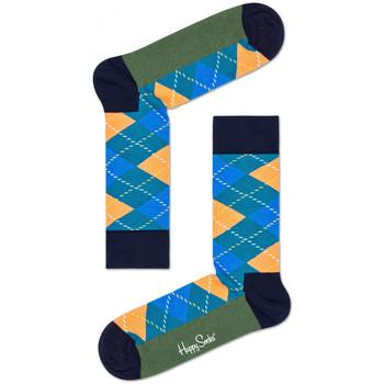 Αξεσουάρ Κάλτσες Happy Socks Argyle sock Πολύχρωμο