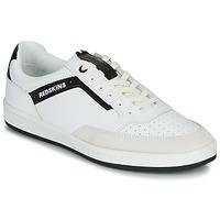Παπούτσια Άνδρας Χαμηλά Sneakers Redskins YELLE Άσπρο / Black