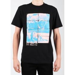 Υφασμάτινα Άνδρας T-shirt με κοντά μανίκια DC Shoes DC EDYZT03746-KVJ0 black